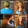 HAIR EXTENSIONS $450 TAPE-IN. CUSTOM HAIR STUDIO
